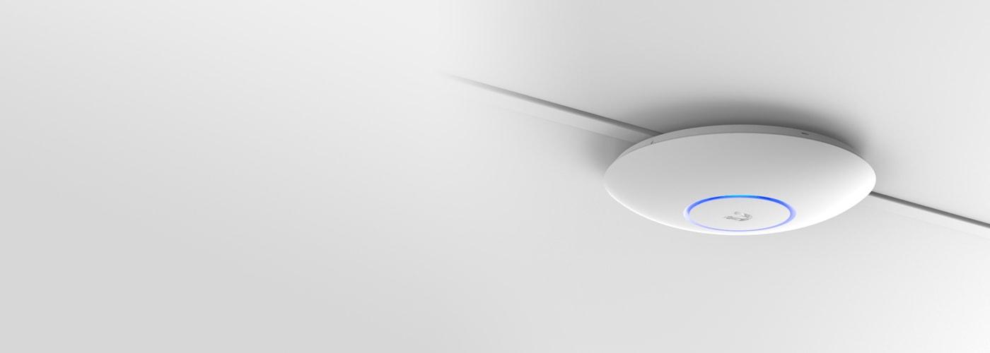 Unifi Accespoint Plafond installatie