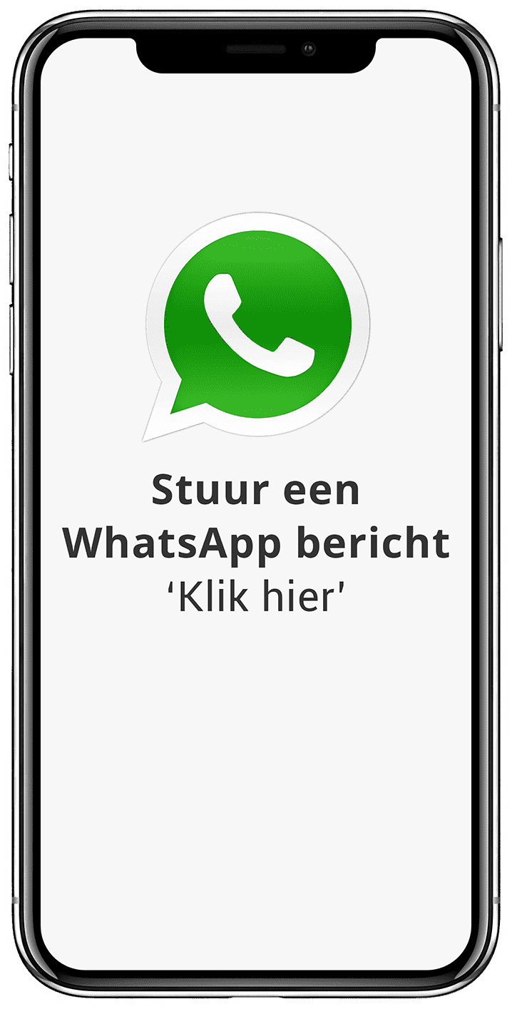 ND-ICT telefoon whatsappbericht
